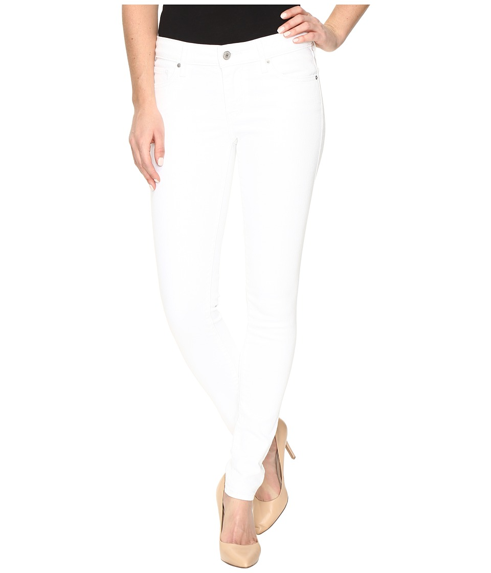 Levis(r) Womens - 711 Skinny (Soft Clean White) Womens Jeans