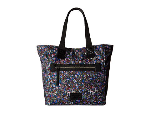 Marc Jacobs Garden Paisley Printed Biker North/South Tote