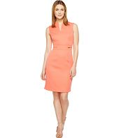 Tahari by ASL - Printed Jacquard Sheath Dress