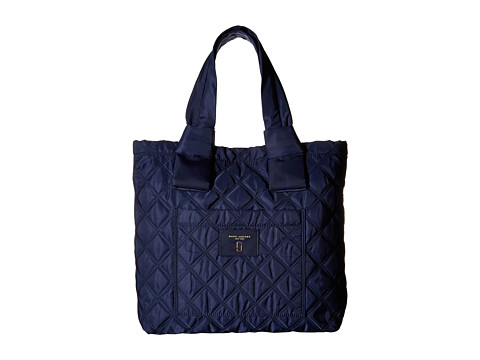 Marc Jacobs Nylon Knot Tote - Midnight Blue
