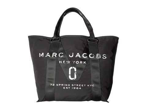 Marc Jacobs New Logo Tote - Black