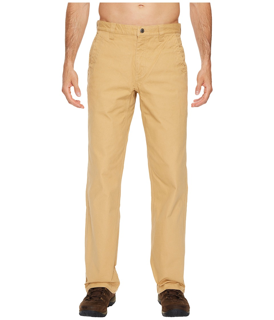 Mountain Khakis - Original Mountain Pants Relaxed Fit (Yellowstone) Mens Casual Pants