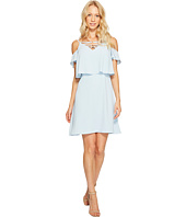 Jessica Simpson - Lace-Up Cold Shoulder Dress