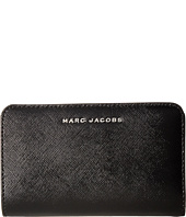 Marc Jacobs - Saffiano Tricolor Compact Wallet