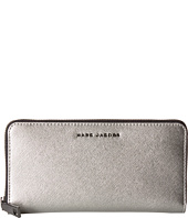 Marc Jacobs - Saffiano Tricolor Metallic Standard Continental Wallet