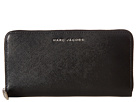 Marc Jacobs Saffiano Tricolor Standard Continental Wallet