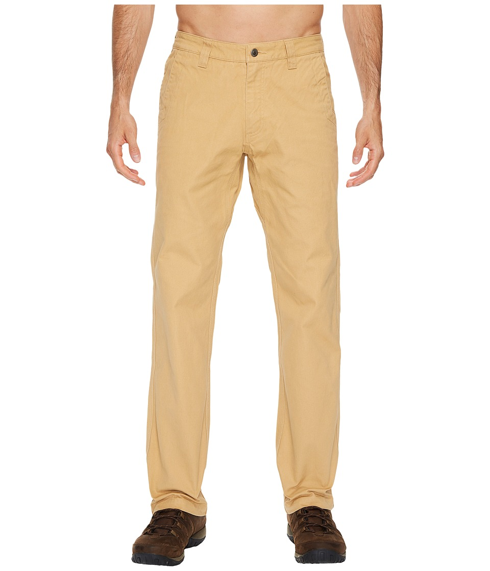 Mountain Khakis - Original Mountain Pants Slim Fit (Yellowstone) Mens Casual Pants