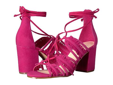 Nine West Genie - Pink Suede