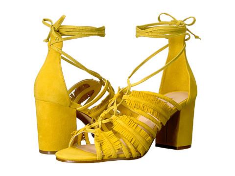 Nine West Genie - Yellow Suede
