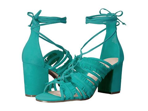 Nine West Genie - Dark Turquoise Suede