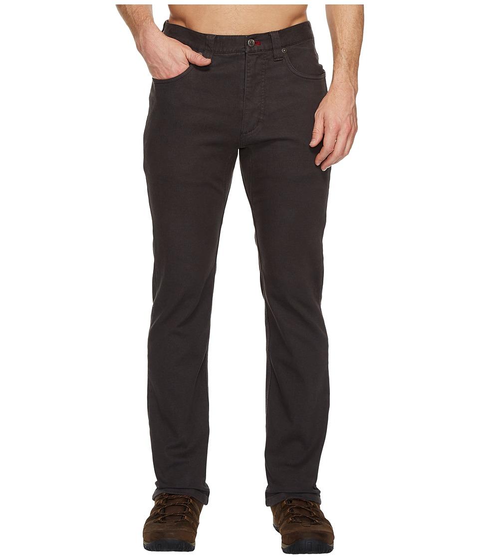 Mountain Khakis Cody Pants Slim Fit (Black) Men