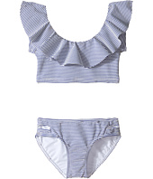 Seafolly Kids - Riviera Belle Ruffle Tankini Set (Little Kids/Big Kids)