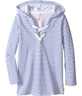 Seafolly Kids - Riviera Belle Hoodie Cover-Up (Big Kids)