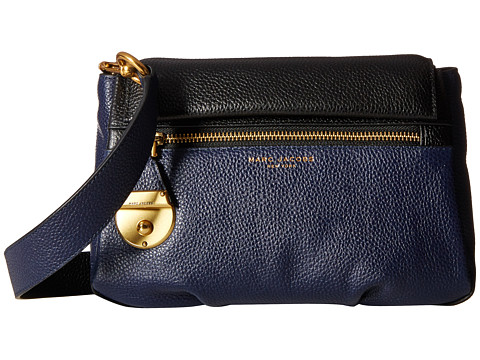 Marc Jacobs The Standard Mini Shoulder - Midnight Blue Multi