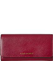Marc Jacobs - Saffiano Tricolor Flap Continental