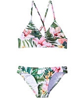 Seafolly Kids - Tropical Trikini Set (Little Kids/Big Kids)