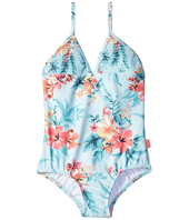 Seafolly Kids - Luau Lu Lu Tank (Toddler/Little Kids)