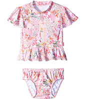 Seafolly Kids - Prairie Girl Rashie Set (Infant/Toddler)