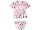 Seafolly Kids Prairie Girl Rashie Set (Infant/Toddler)