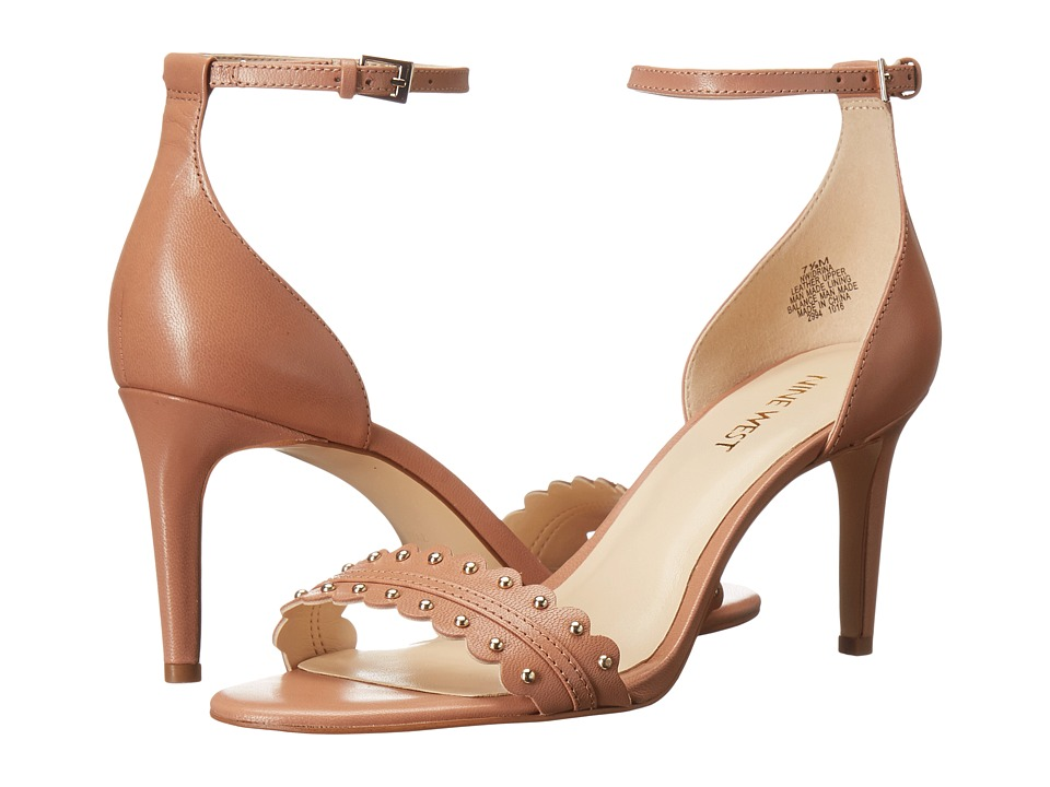 Nine West - Idrina (Natural Leather) Womens Shoes