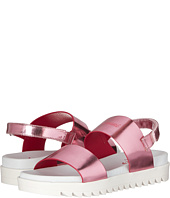 Armani Junior - Logo Sandal with Straps (Little Kid/Big Kid)