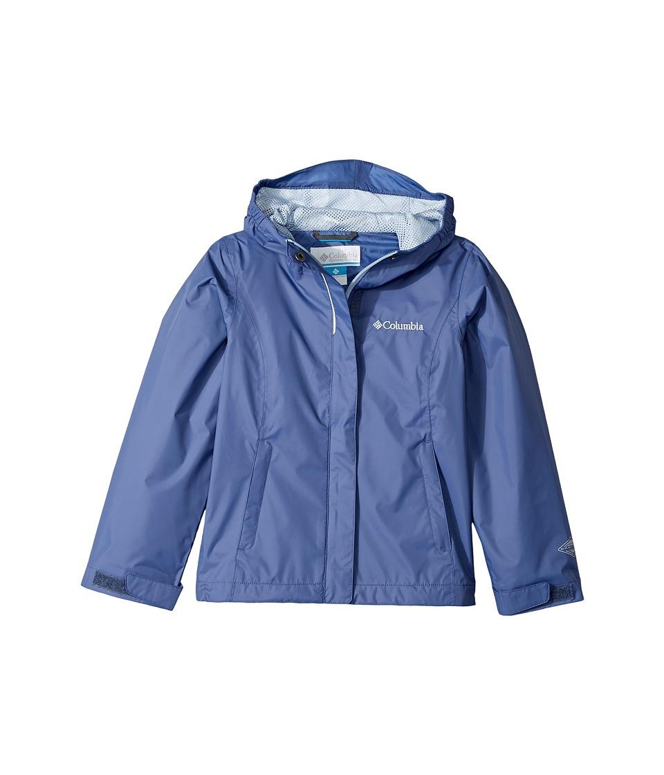 Columbia Kids - Arcadiatm Jacket (Little Kids/Big Kids) (Eve/Faded Sky) Girls Coat