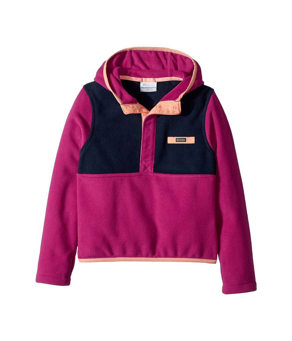 Columbia Kids - Mountain Side Fleece Hoodie (Little Kids/...