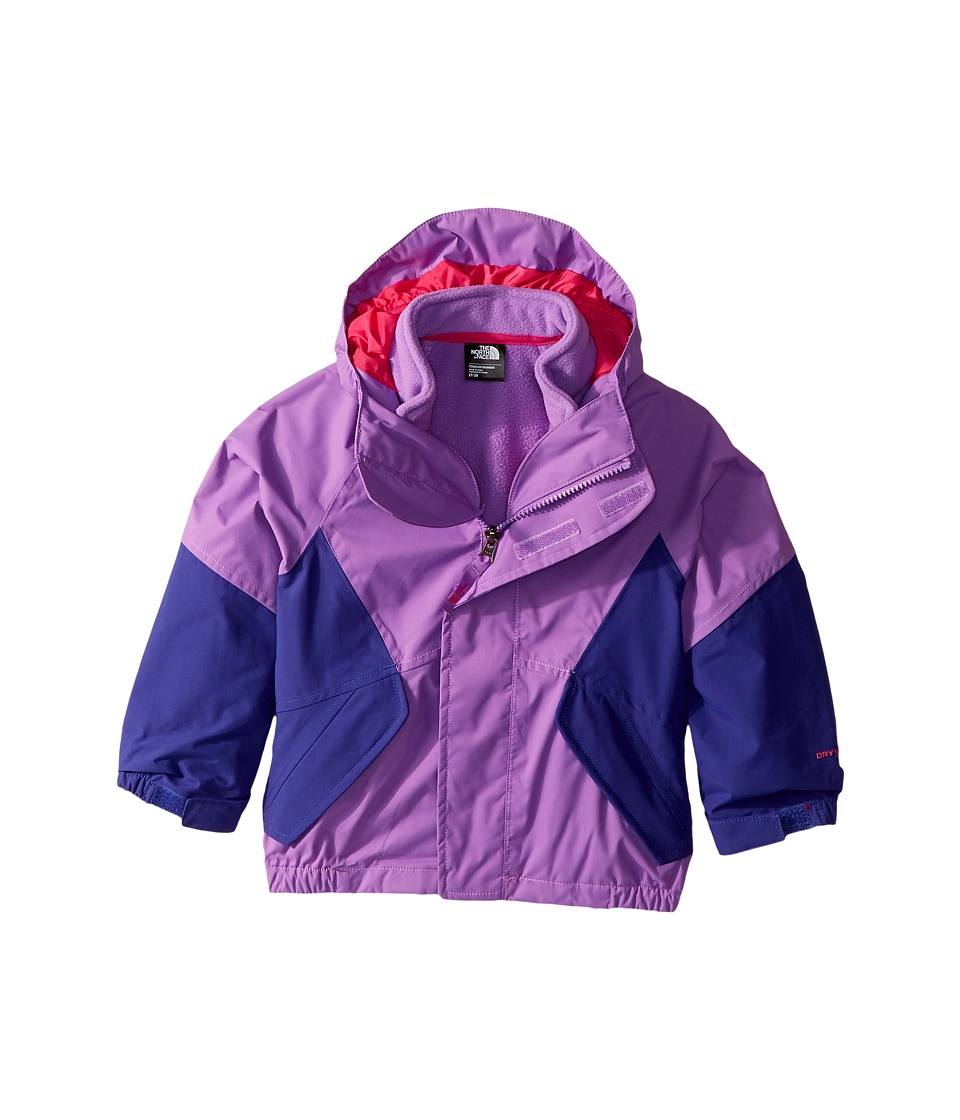 North Face Kira Triclimate Jacket (Toddler) (Bellflower P...