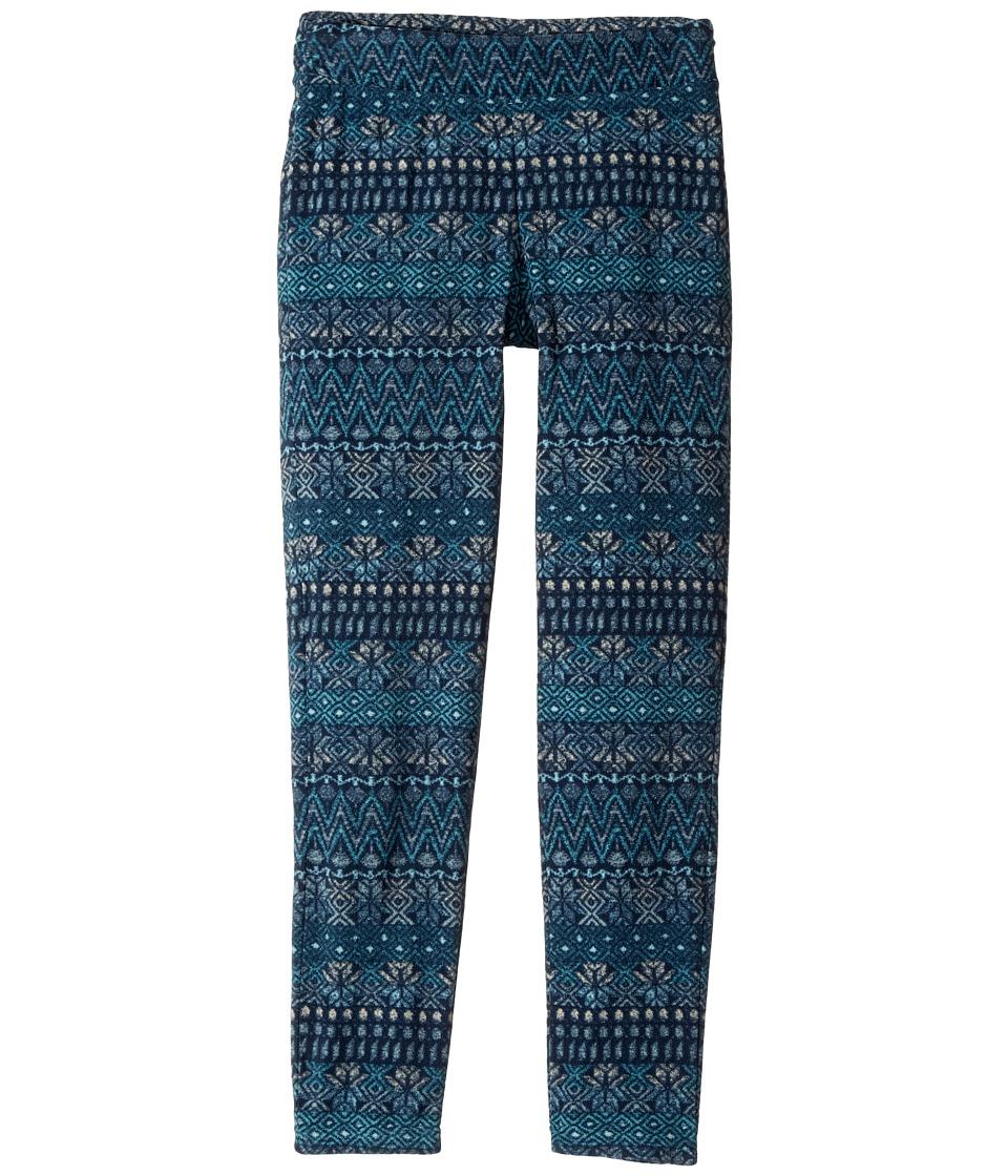 Columbia Kids - Glacial Printed Leggings (Little Kids/Big Kids) (Pacific Rim Nordic Stripe Print) Girls Casual Pants