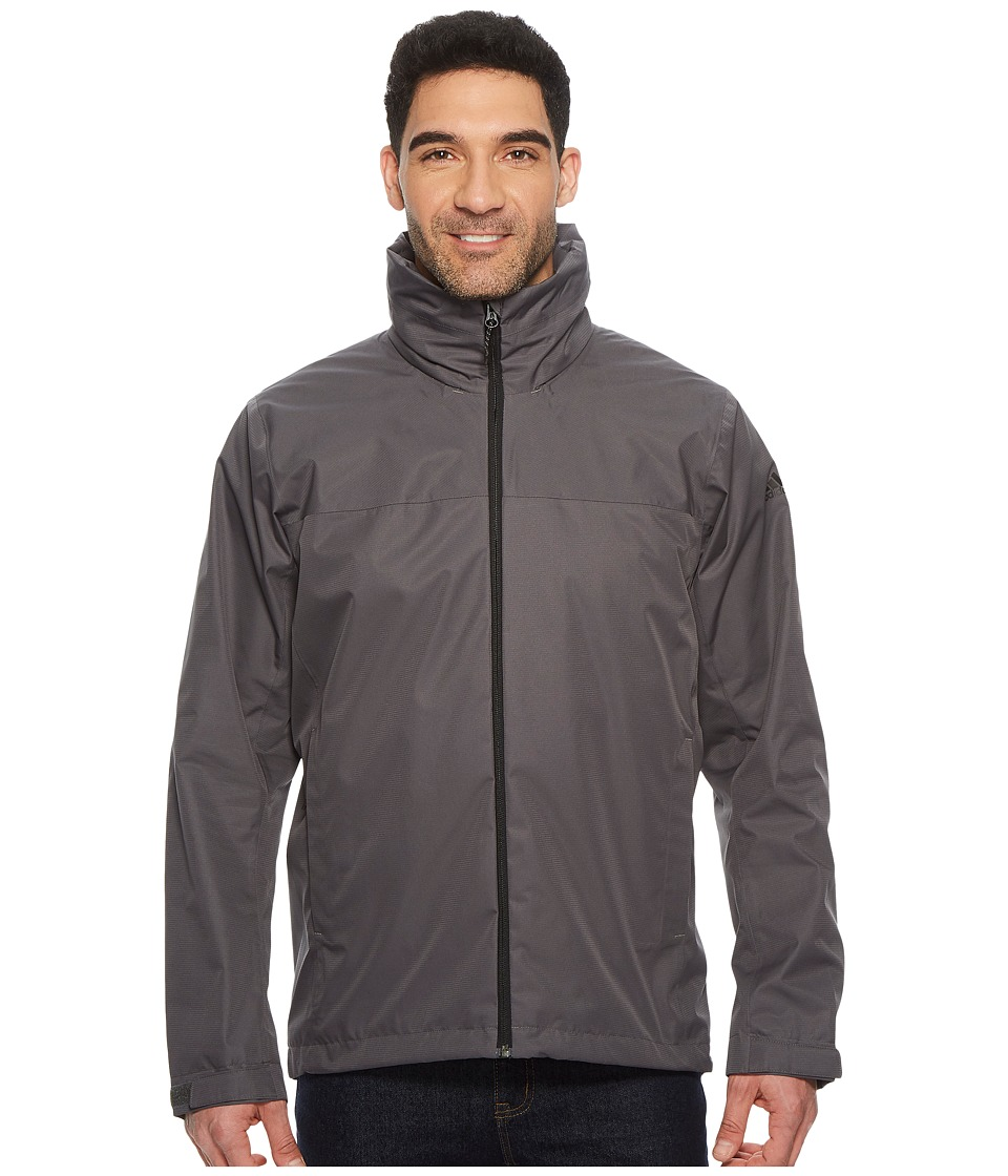adidas Outdoor - Wandertag Jacket (Grey Five) Mens Coat