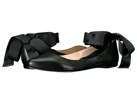 Nine West Samara - Black Leather