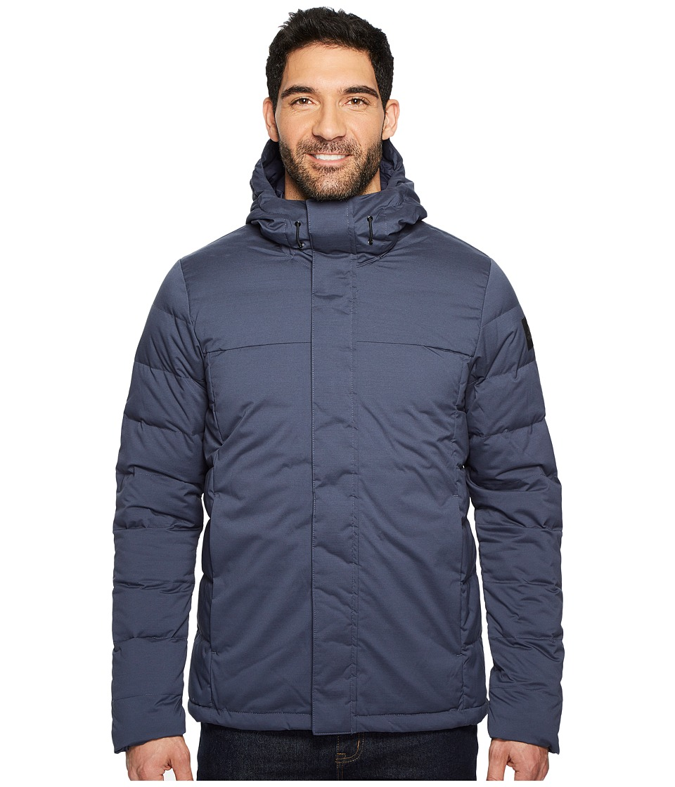 adidas Outdoor Climawarm(r) Allzeit Jacket (Trace Blue) Men