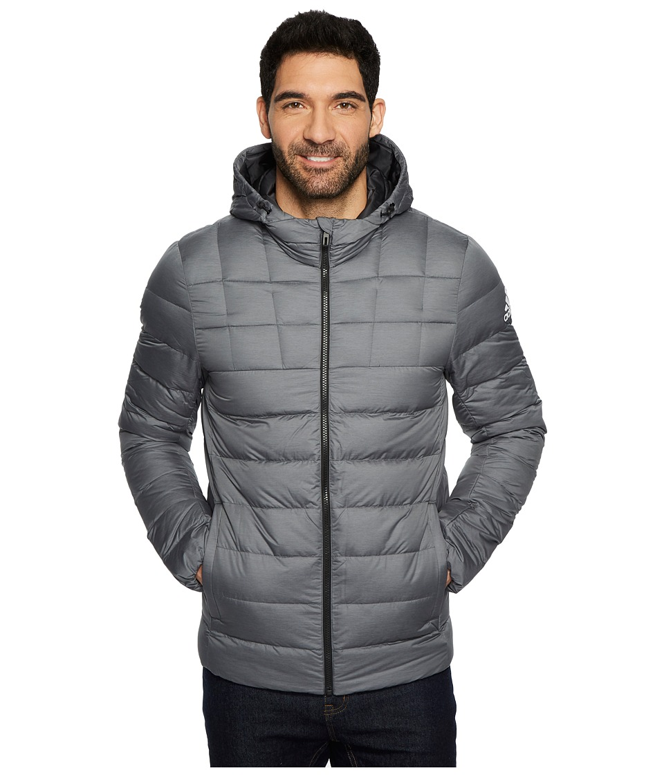 adidas Outdoor adidas Outdoor - Nuvic Heather Jacket