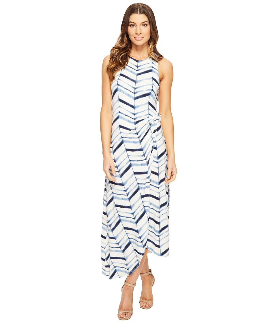 Tart Jones Dress (Watercolor Chevron) Women