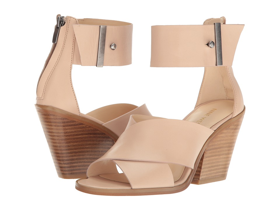 Nine West - Yannah (Natural Leather) Womens Sandals