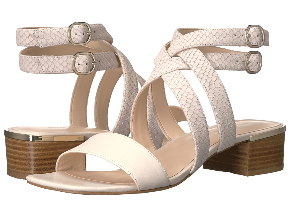 Nine West - Yesta (Off-White Leather) Womens Sandals