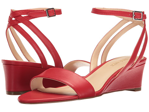 Nine West Lewer - Red Leather