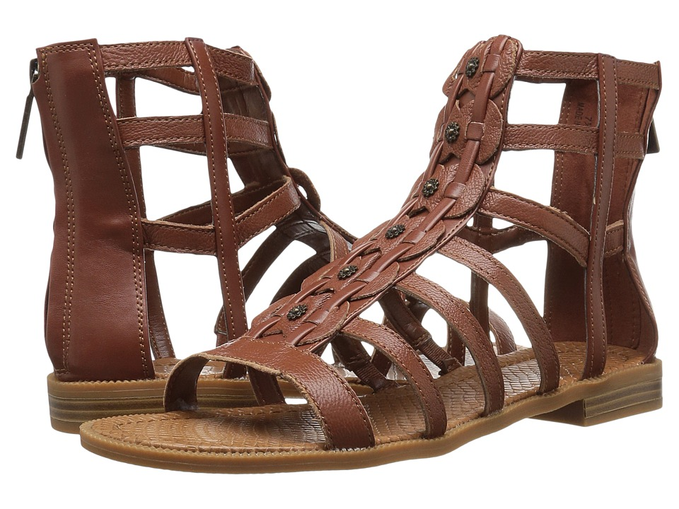 Nine West - Xeron (Cognac Leather) Womens Sandals