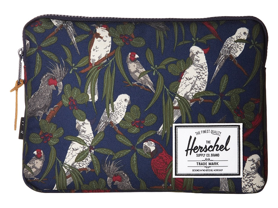 Herschel Supply Co. Anchor Sleeve for iPad Air (Peacoat Parlour) Computer Bags