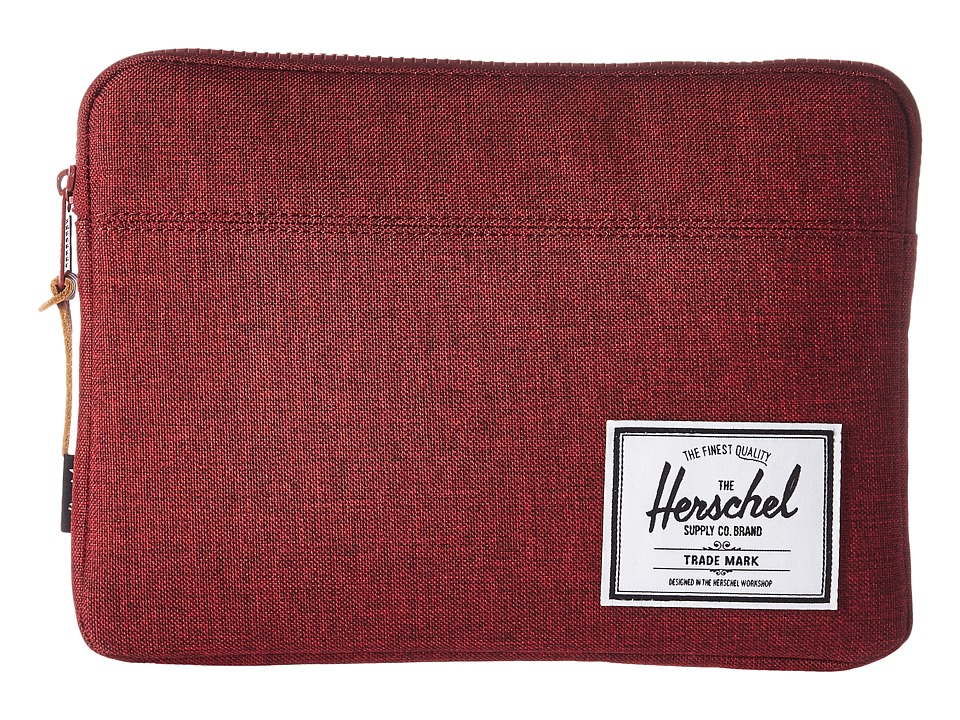 Herschel Supply Co. Anchor Sleeve for iPad Air (Winetasting Crosshatch) Computer Bags