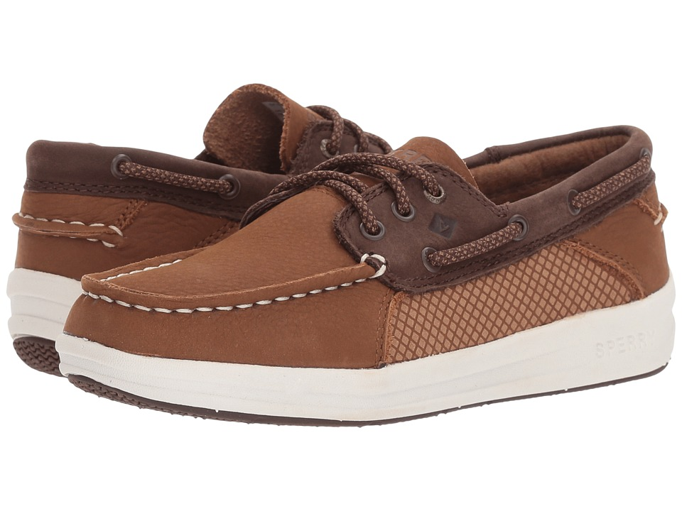 Sperry Kids Gamefish (Little Kid/Big Kid) (Chestnut) Boys Shoes