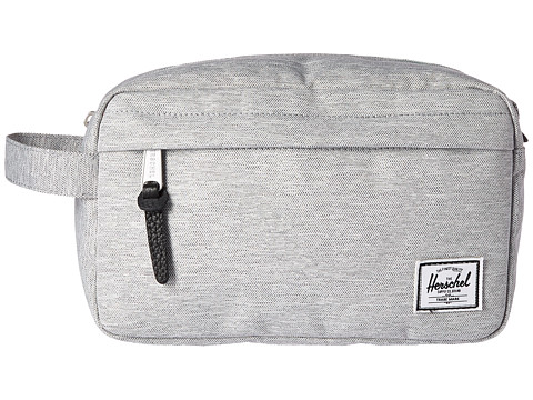Herschel Supply Co. Chapter - Light Grey Crosshatch 1