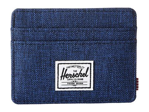 Herschel Supply Co. Charlie RFID - Eclipse Crosshatch