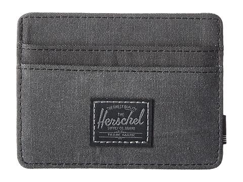 Herschel Supply Co. Charlie RFID - Black 2