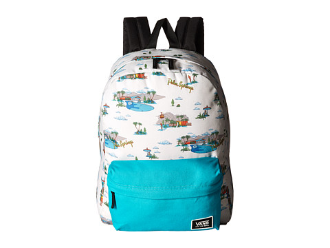 Vans Realm Classic Backpack - Palm Springs