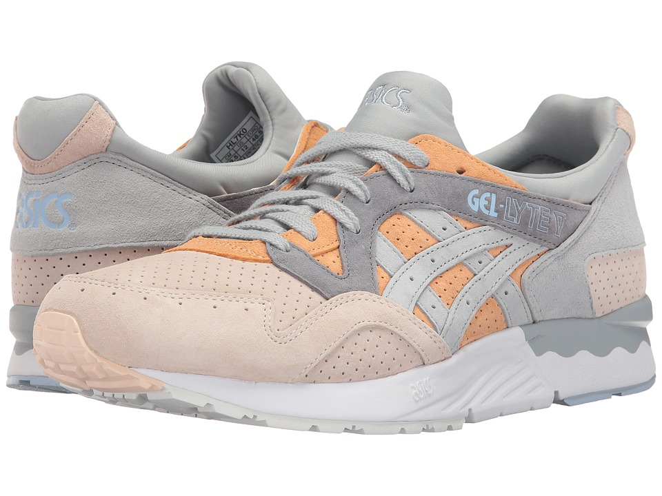 Asics Tiger - Gel-Lyte(r) V (Apricot Nectar/Mid Grey) Men...