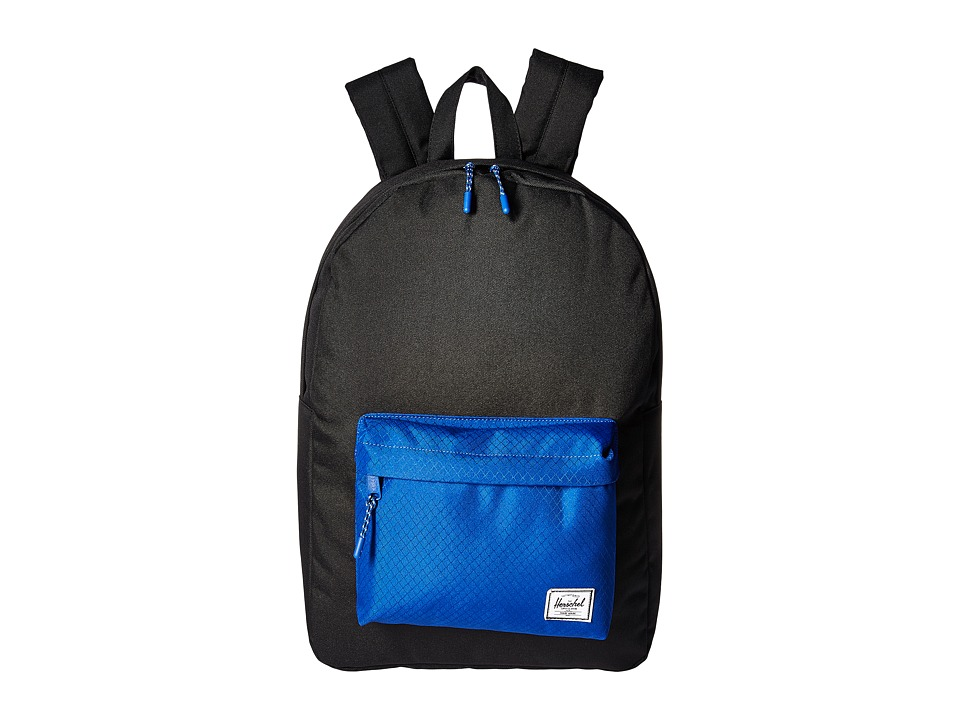 Herschel Supply Co. Classic (Black/Surf The Web) Backpack Bags