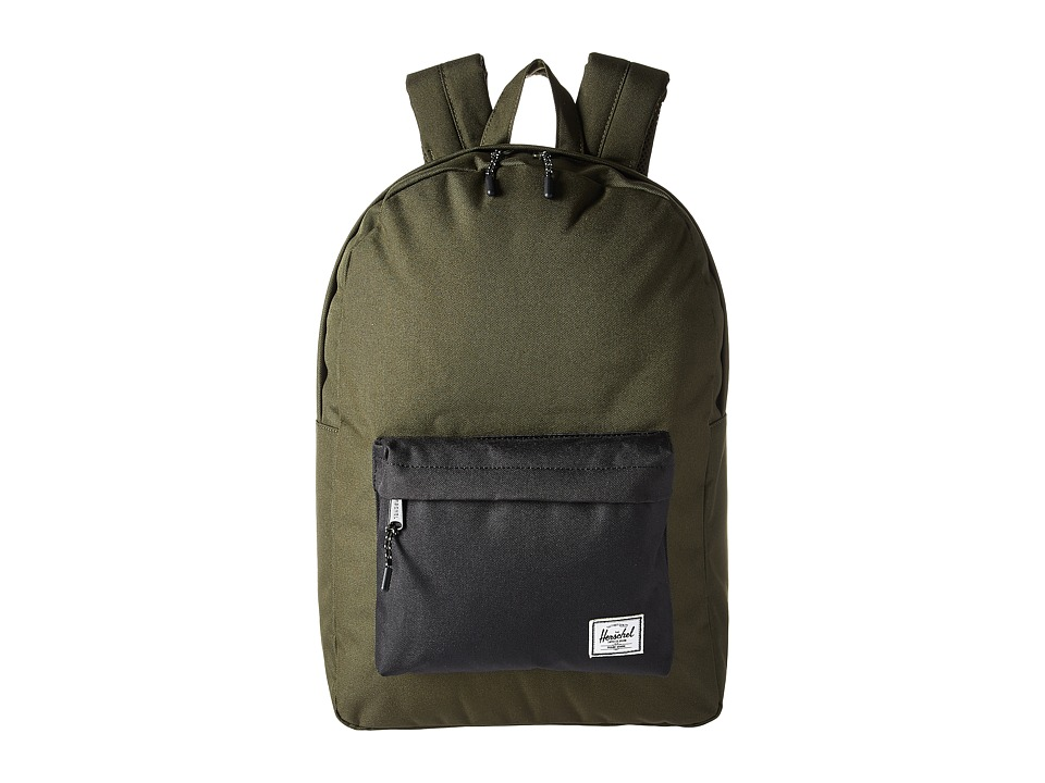 Herschel Supply Co. Classic (Forest Night/Black) Backpack Bags