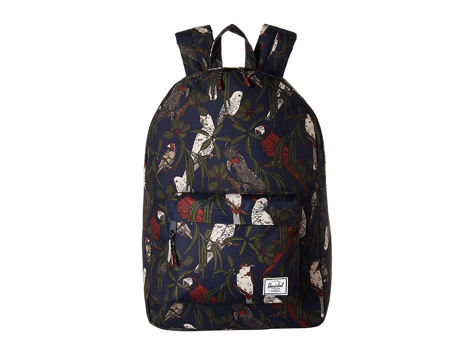 Herschel Supply Co. Classic (Peacoat Parlour) Backpack Bags