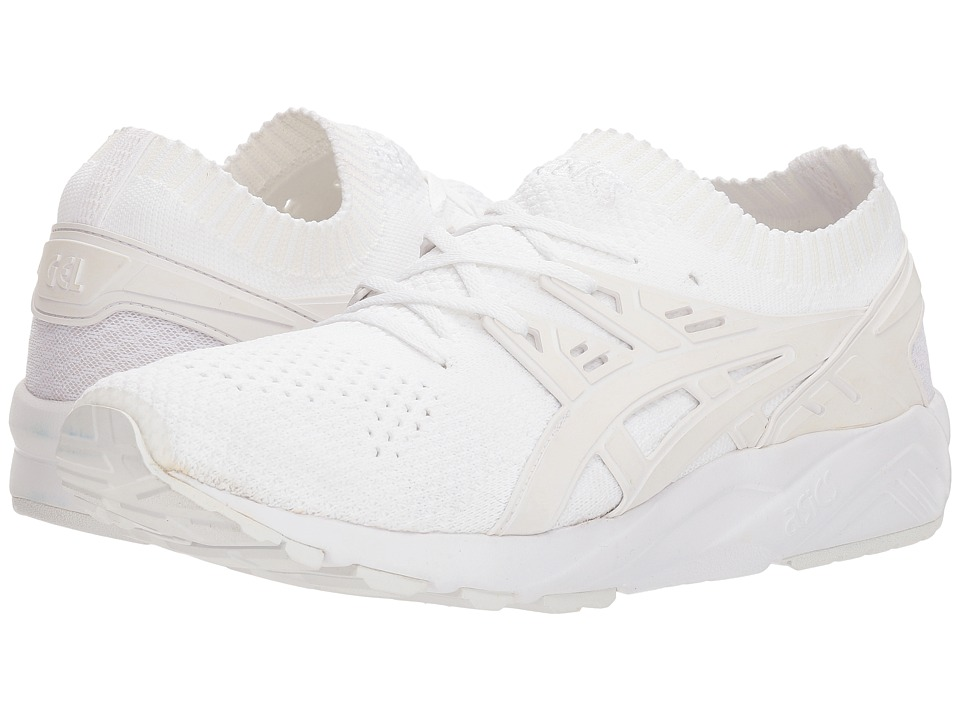 ASICS Tiger - Gel-Kayano Trainer Knit (White/White) Mens Shoes
